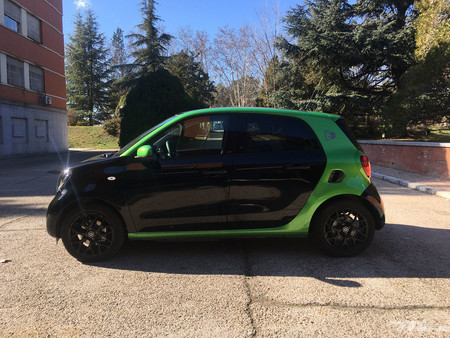 Smart Forfour EQ lateral