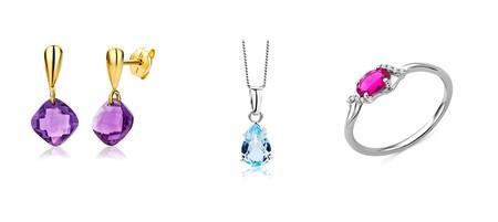 Amazon nos ofrece un 40% de descuento en joyas con piedras preciosas con la vista puesta en los Reyes Magos