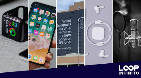 Un iPhone sin puertos, privacidad como servicio, preguntas y respuestas... La semana del podcast Loop Infinito