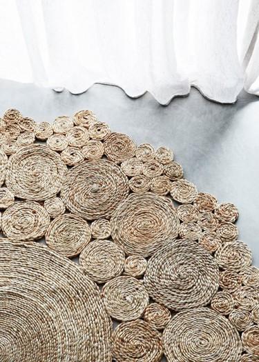 Añade calidez a tu hogar con la alfombra Marigold de Armadillo & Co.