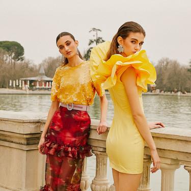 Así es la marca española que te va a enamorar para tus looks de invitada más sofisticados y encima a precios asequibles