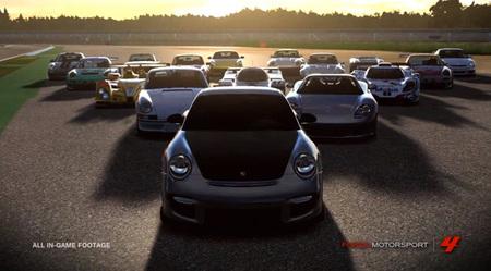Los Porsche llegan a 'Forza Motorsport 4'. Ya era hora