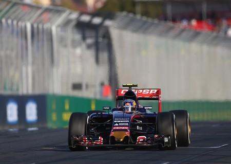 Sainz Australia F1 2015
