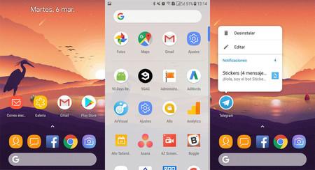 Lean Launcher, un clon de Pixel Launcher ligero, gratis y con más opciones de personalización