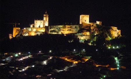 Entradas a mitad de precio a la Fortaleza de La Mota en Alcala la Real (Jaén)