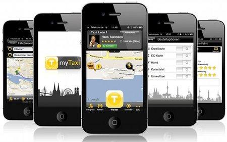 myTaxi, app para ahorrar y ¡se podrá pagar con el móvil!