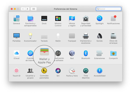 Preferencias Mac Para Activar Apple Pay