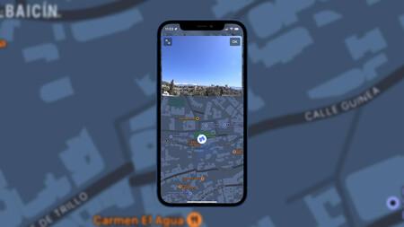 """Apple Maps ya tiene su propio """"Street View"""" a lo Google Maps: Look Around llega a España"""