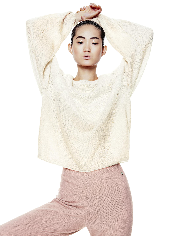 Benetton se inspira en el ballet para su colección estival de mamás e hijas
