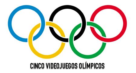 Cinco videojuegos olímpicos con los que participar en multitud de eventos deportivos sin morir en el intento