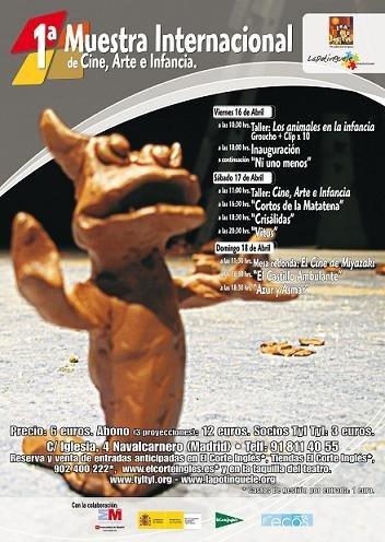 Muestra Internacional de Cine, Arte e Infancia del Teatro Tyl Tyl