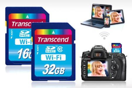 """Convierte tu cámara en una """"cámara conectada"""" con una tarjeta Wi-Fi SD y tu smartphone"""