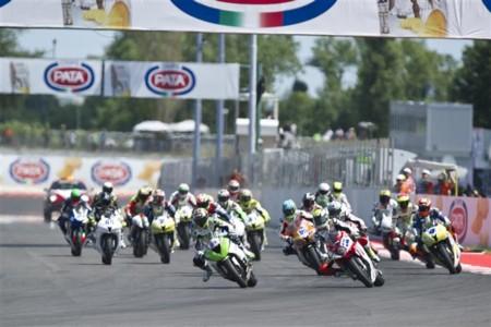 Misano 2015 Supersport