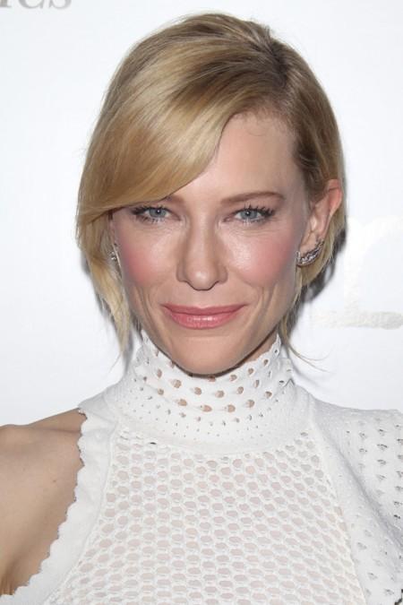 ¿Tú también quieres recrear el último makeup de Cate Blanchett? Te contamos cómo conseguirlo con productos low cost