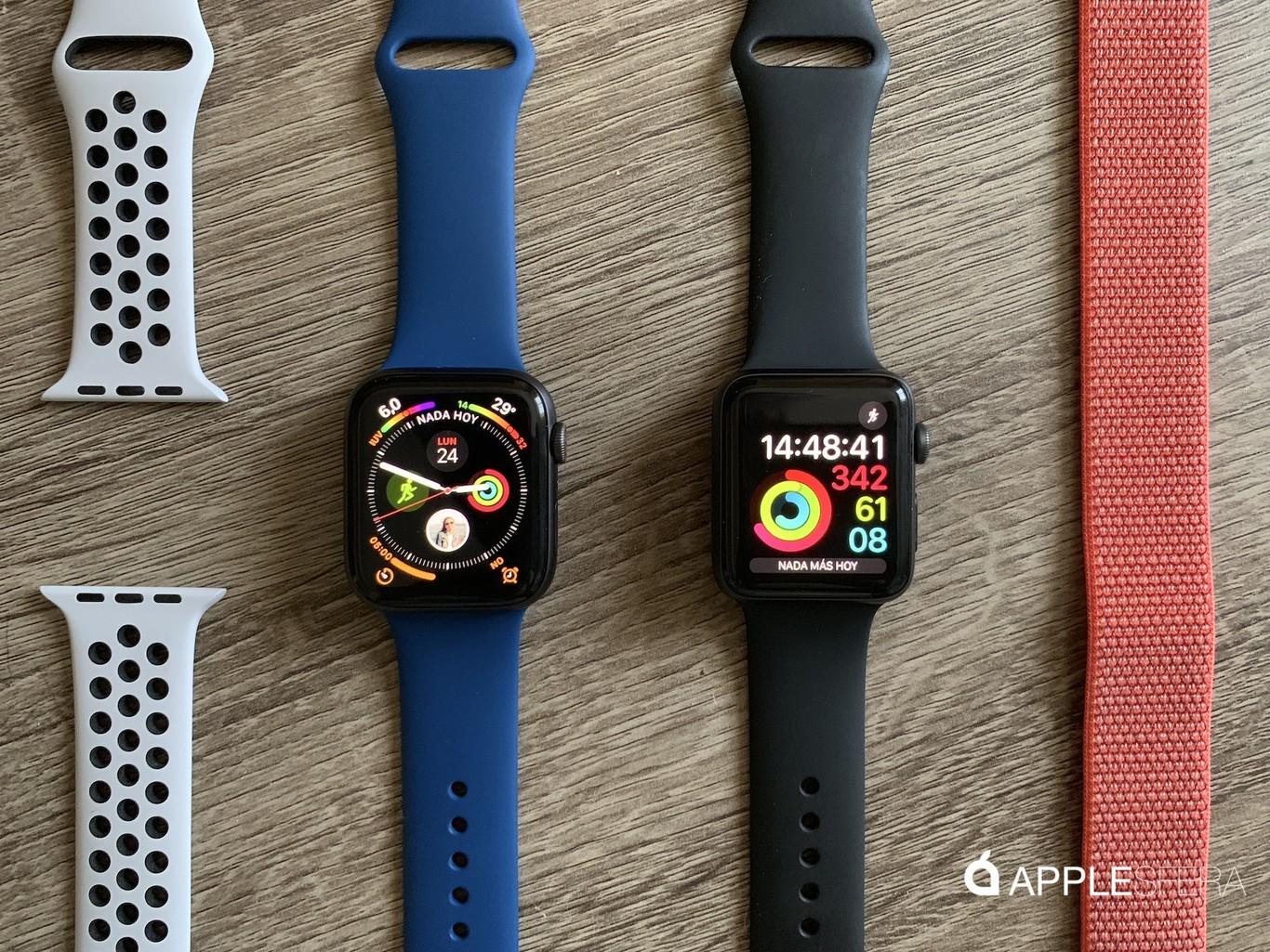 dedo desinfectar Vibrar  Apple Watch Series 3, Series 4 y conectividad celular: preguntas y  respuestas