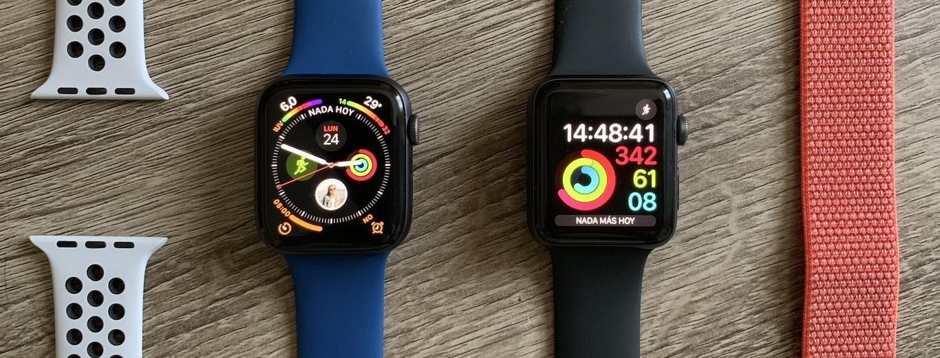 ducha Opcional Monasterio  Apple Watch Series 3, Series 4 y conectividad celular: preguntas y  respuestas