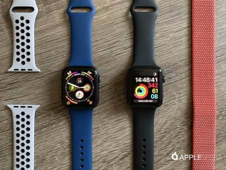 Apple Watch series 3 y series 4 preguntas