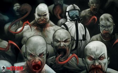 FX  producirá la adaptación de 'The Strain', novelas que Guillermo del Toro concibió como un 'The Wire' con vampiros