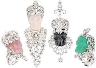 Colección de joyas Kings and Queens de Dior, ¿te atreverías a ser de la realeza?