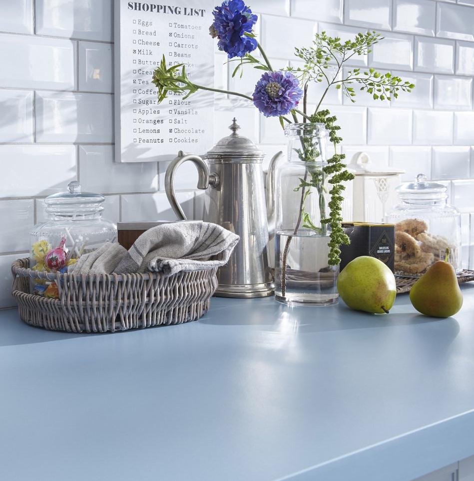 Es el azul el color del 2017 para tu cocina todo apunta - Todo para tu cocina ...