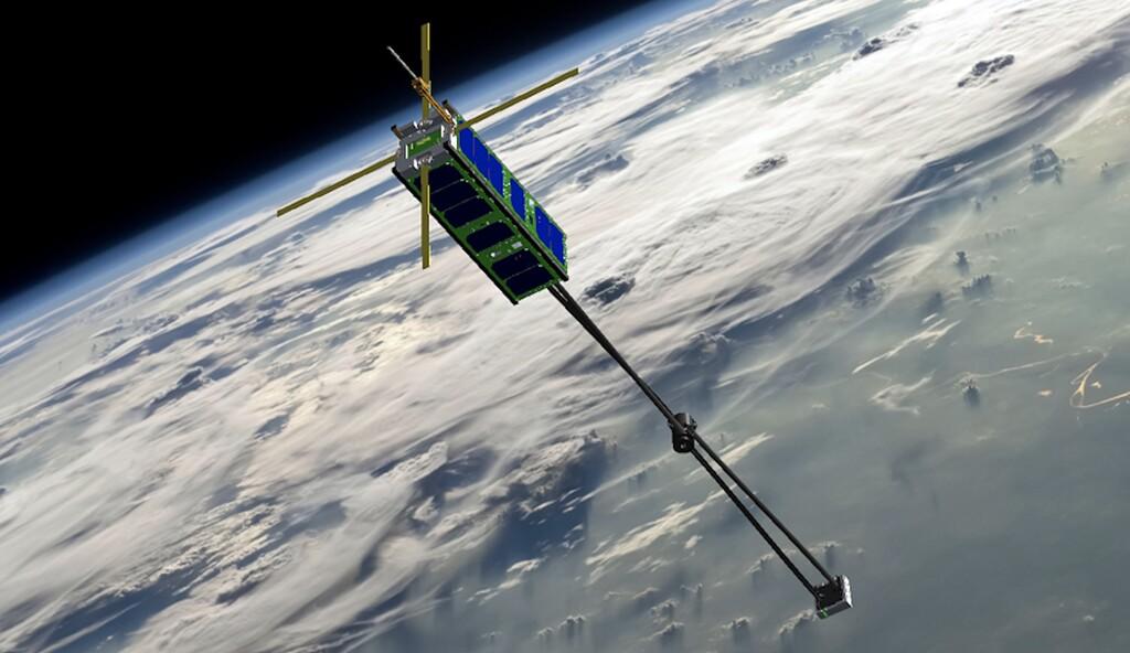 Crean un método de propulsión para pequeños satélites que no requiere combustible: ya hay un cubesat en órbita que lo utiliza