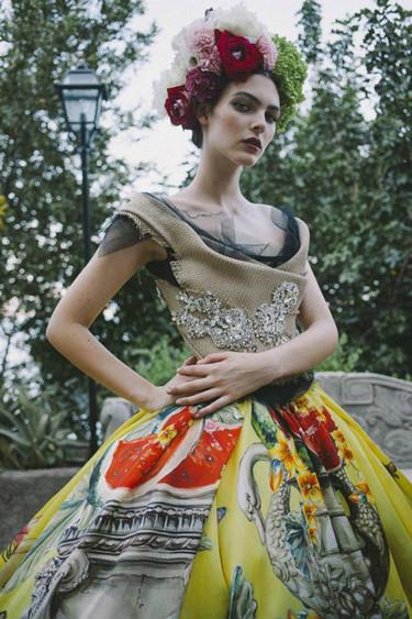 La Alta Moda de Dolce & Gabbana: sueño de una noche de verano en Portofino