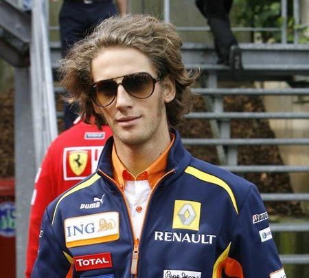 Romain Grosjean será el nuevo probador de Pirelli en Monza. A Pedro de la Rosa se le cierra una puerta