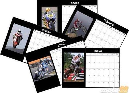 Calendarios de competiciones de la Federación Española de Motociclismo 2011