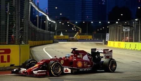 Fernando Alonso vuelve a brillar en la tercera sesión de entrenamientos libres