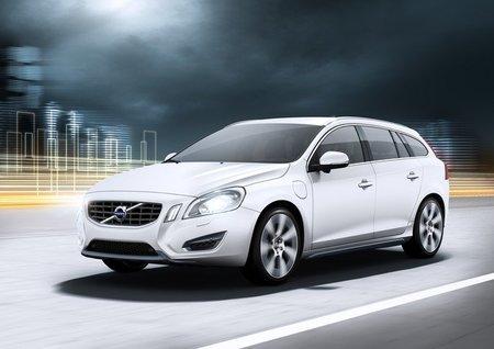 Volvo V60 Plug-in Hybrid: información y galería fotográfica del prototipo