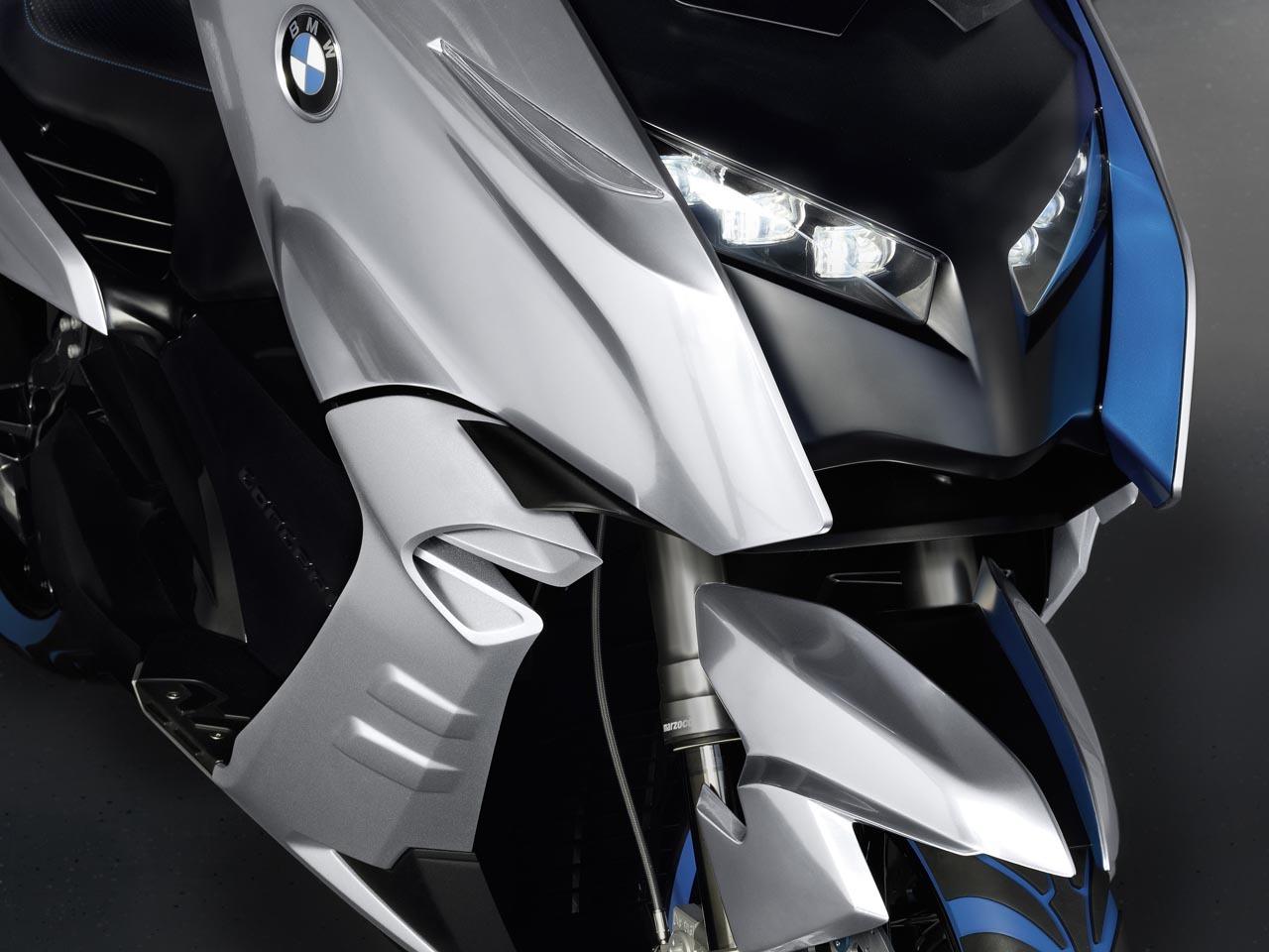Foto de BMW Concept C Scooter, el Scooter del futuro según BMW (13/19)