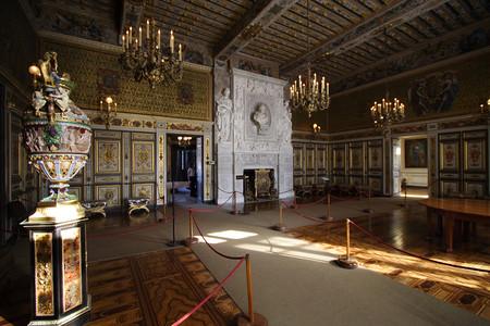 El Interior Del Palacio