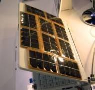 El portátil con energía solar