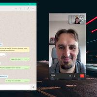 Cómo hacer videollamadas y llamadas de voz de WhatsApp desde el escritorio (Windows o macOS)