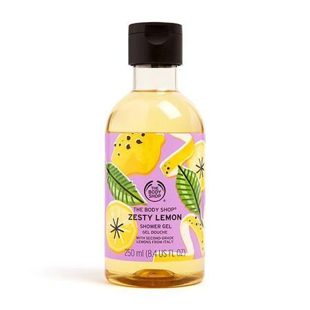 Special Edition Zesty Lemon Shower Gel 5 640x640