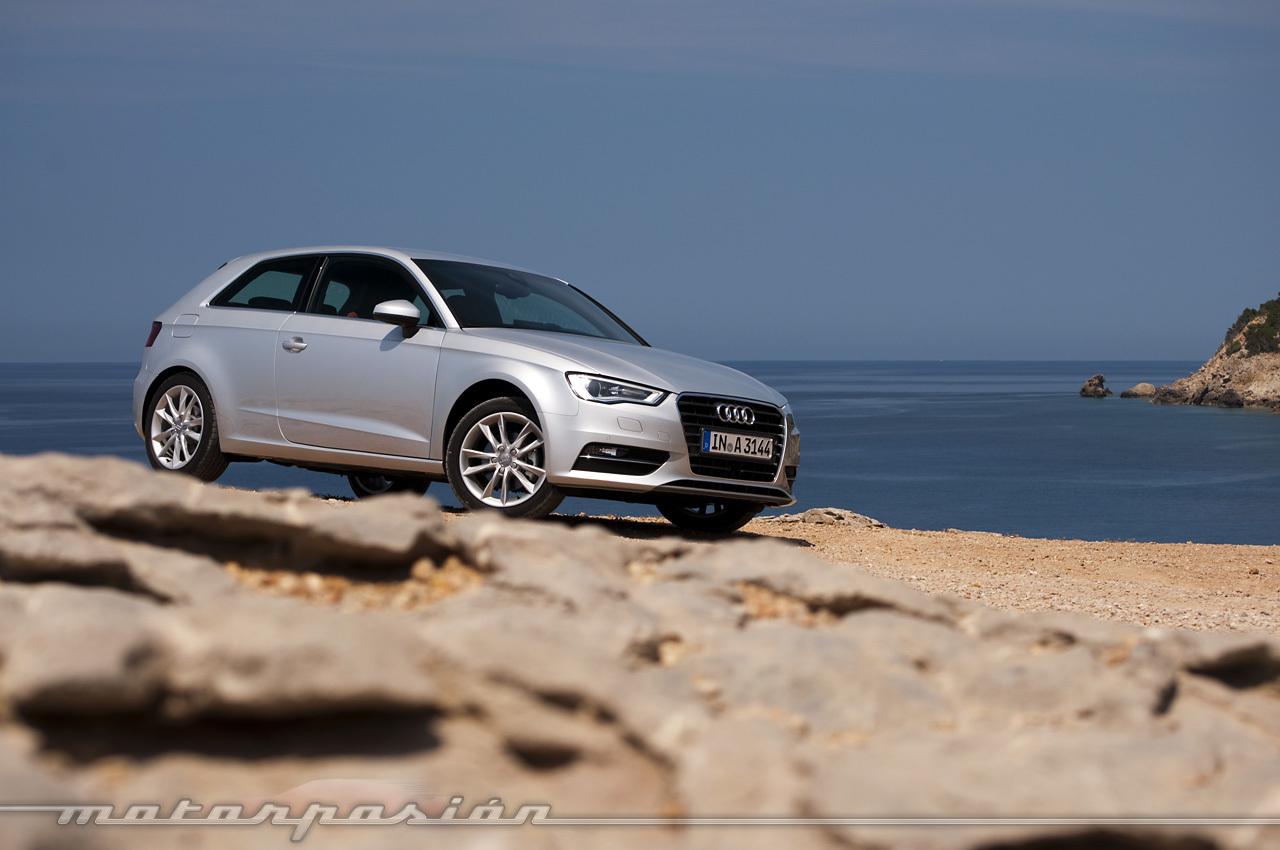 Foto de Audi A3 presentación (16/39)