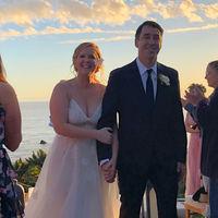 ¡Sorpresa! Amy Schumer se casa rodeada de amigos (y celebrities)