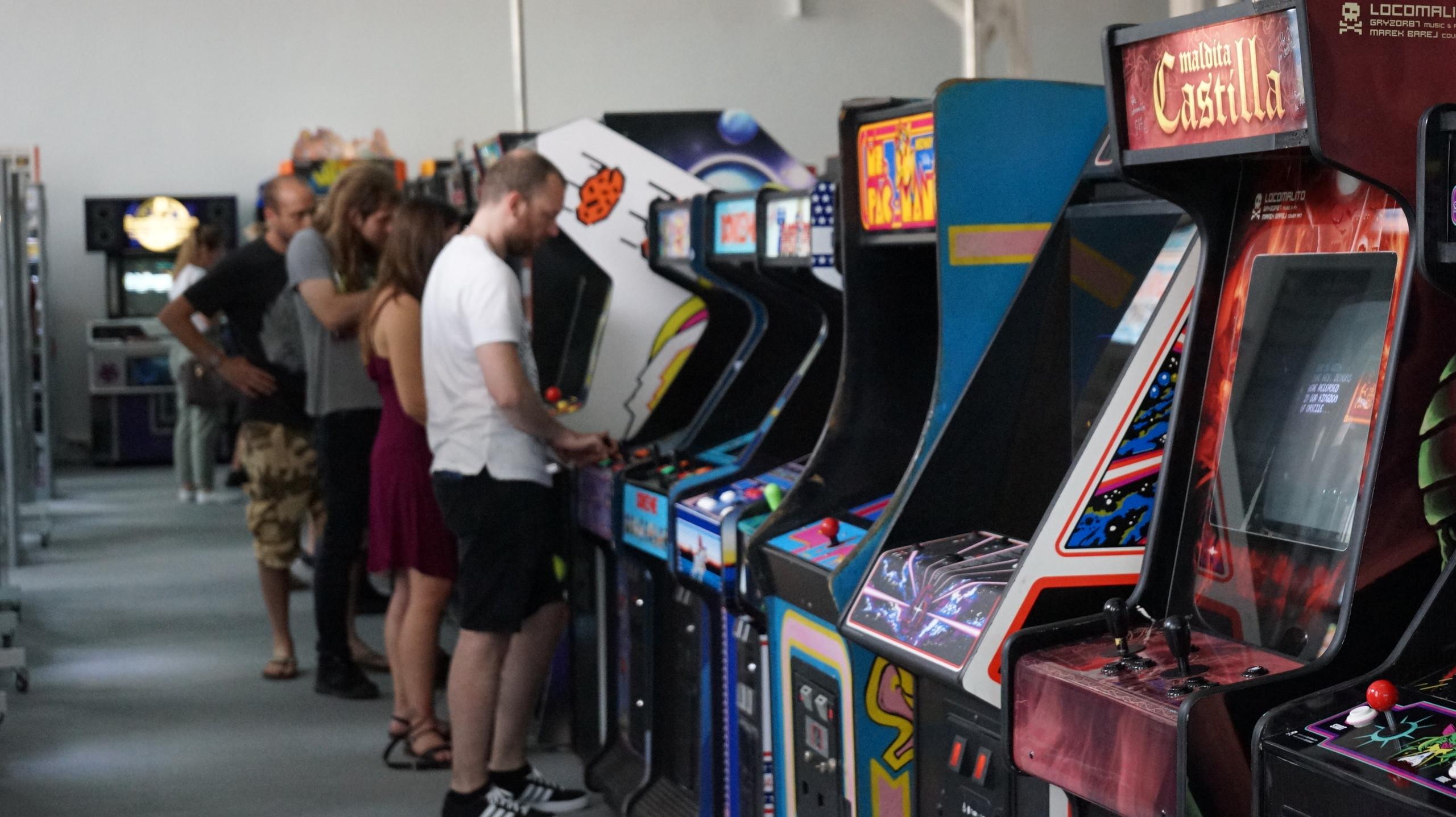 Foto de Museo máquinas Arcade (40/46)