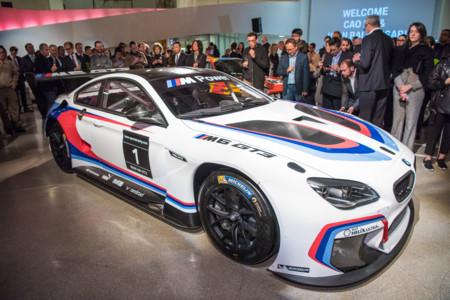 ¡Viva el arte sobre ruedas! Habrá un nuevo BMW Art Car y estará basado en el M6 GT3