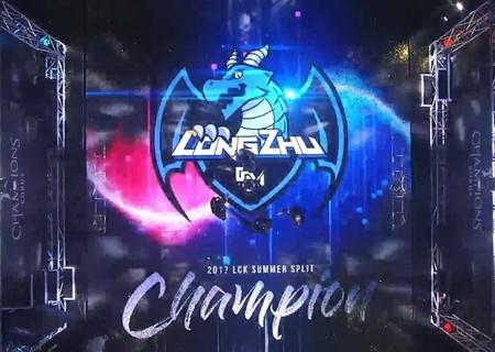 Longhzu hace historia y vence a SKT en la final de la LCK