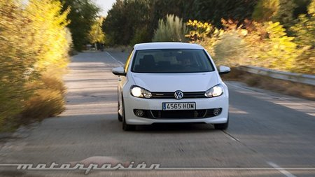 Volkswagen Golf Bluemotion