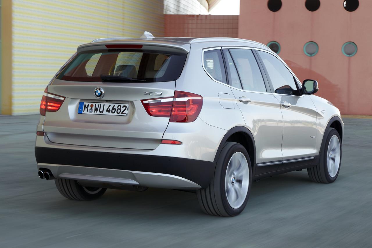 Foto de BMW X3 2011 (50/128)