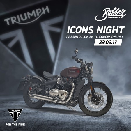 Triumph Icons Night 03