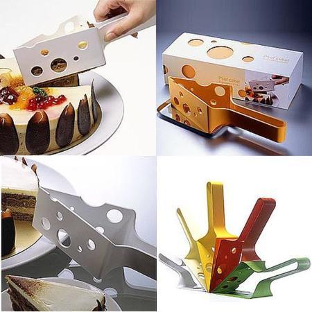 Corta la tarta de forma fácil y sencilla