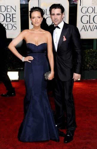 Las famosas peor vestidas de los Globos de Oro. Alicja Bachleda