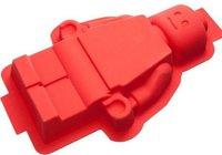 Molde de repostería de Lego