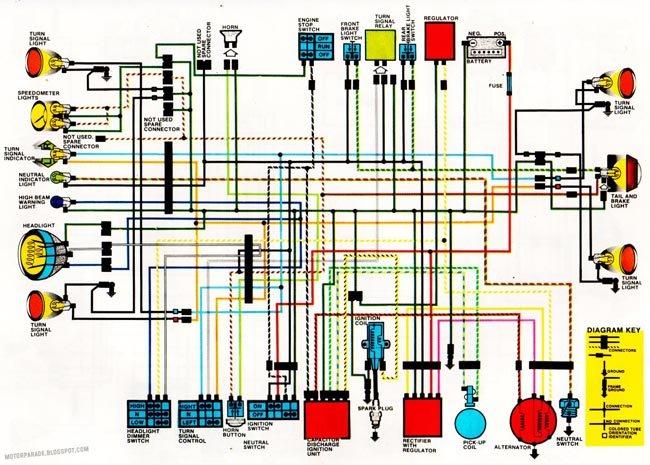 Esquema El U00e9ctrico  Un Mapa Del Tesoro O Un Indescifrable