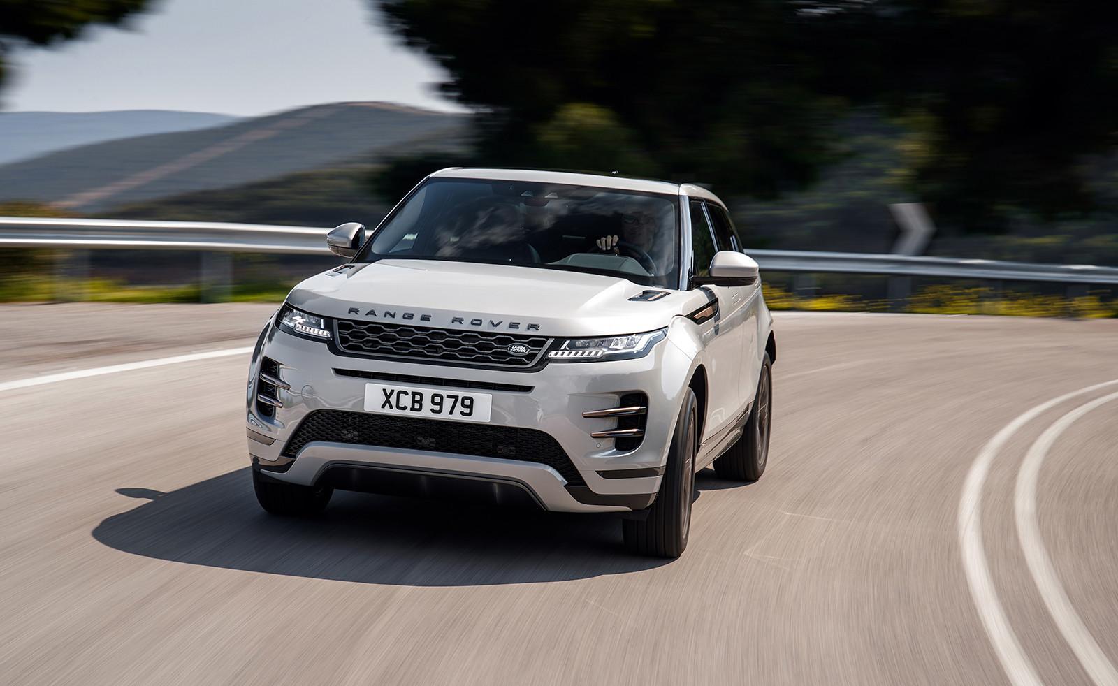 Foto de Range Rover Evoque 2019 (31/45)