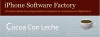 iPhone Software Factory y Cocoa con Leche, recursos para aprender Cocoa en español