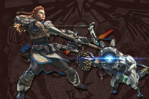 Monster Hunter World: te contamos cómo desbloquear a Aloy de Horizon: Zero Dawn